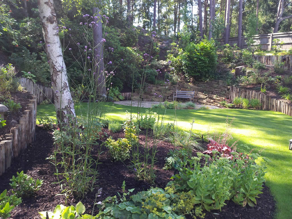 Landscaping gallery for How to landscape a garden